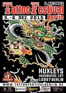 Tattoo Festival Berlin 2015